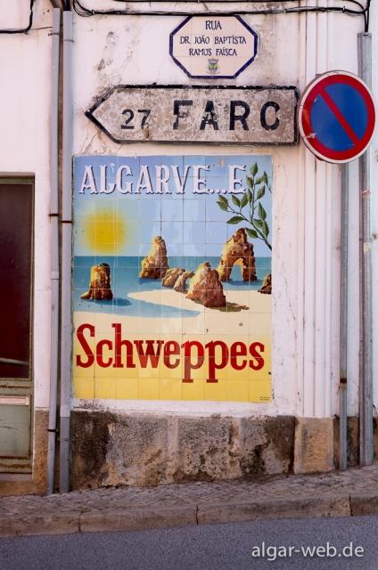 Algarve e Schweppes, Boliqueime, Portugal