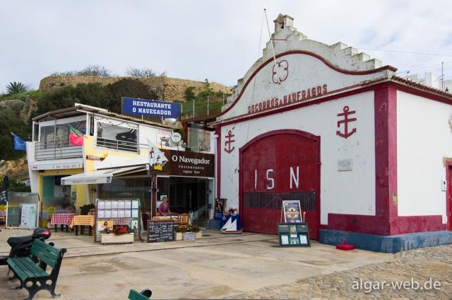 Restaurant O Bote, Alvor, Algarve, Portugal