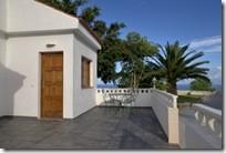 Blick von unserer Terrasse, Finca San Juan, Teneriffa