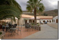 Hauptplatz Restaurant, Finca San Juan, Teneriffa