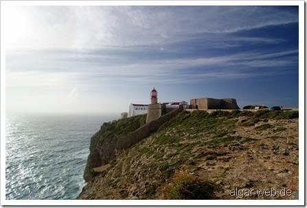 Cabo de Sao Vincente - Am (südwestlichen) Ende Europas