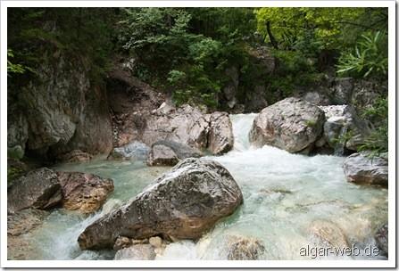 Am Fluss in Loutraki II