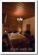 Unser Zimmer im Hotel 'Palea Poli'