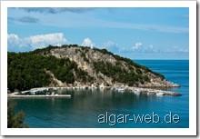 Arilla Beach - Hafen