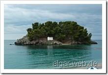 Inselchen vor Parga