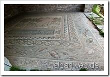 Mosaik in Nikopolis
