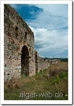 Stadtmauer Nikopolis