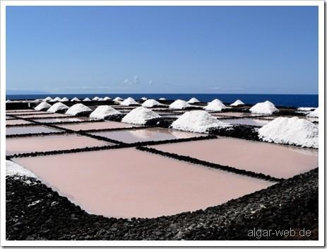 La Palma: Die Salinen bei Fuencaliente
