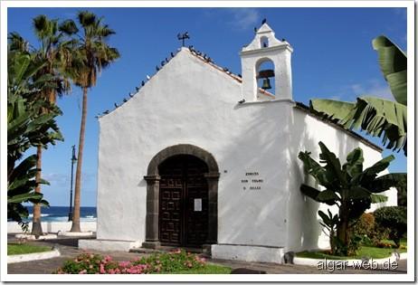 Ermita San Telmo, Puerto de la Cruz, Teneriffa