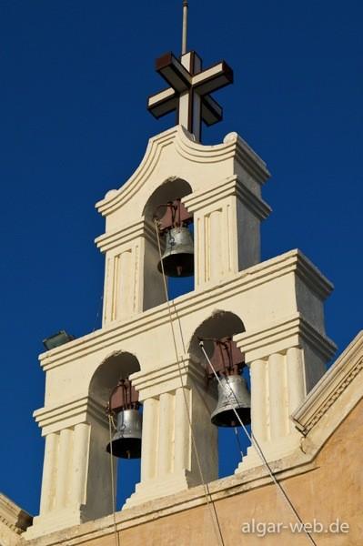 Glocken turm sivas abendstimmung 1240
