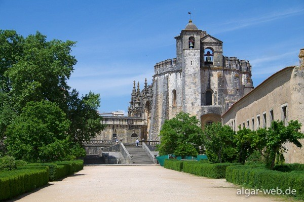 Christus kloster tomar portugal 2551