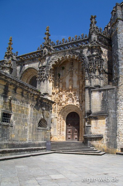 Christus kloster tomar portugal 2566