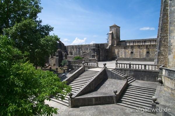 Christus kloster tomar portugal 2573