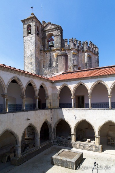 Christus kloster tomar portugal 2574