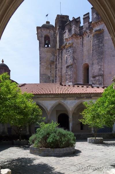 Christus kloster tomar portugal 2580