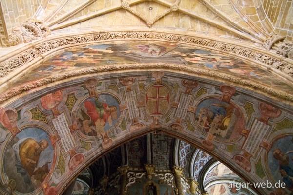 Christus kloster tomar portugal 2590