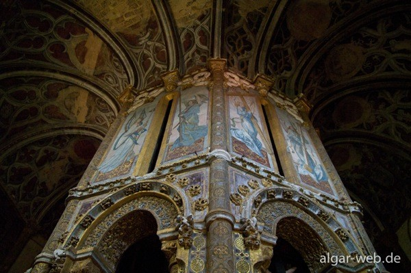 Christus kloster tomar portugal 2597
