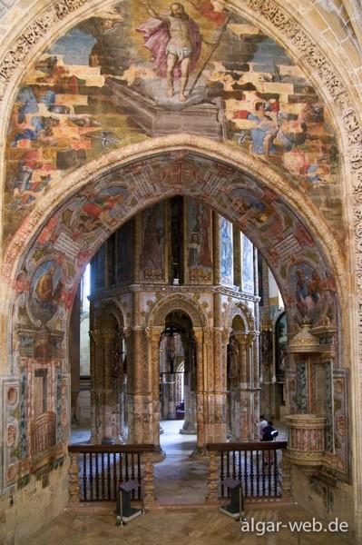 Christus kloster tomar portugal 2607