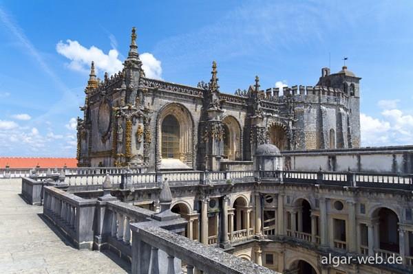 Christus kloster tomar portugal 2625