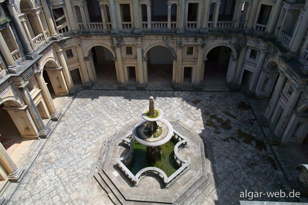 Christus kloster tomar portugal 2626