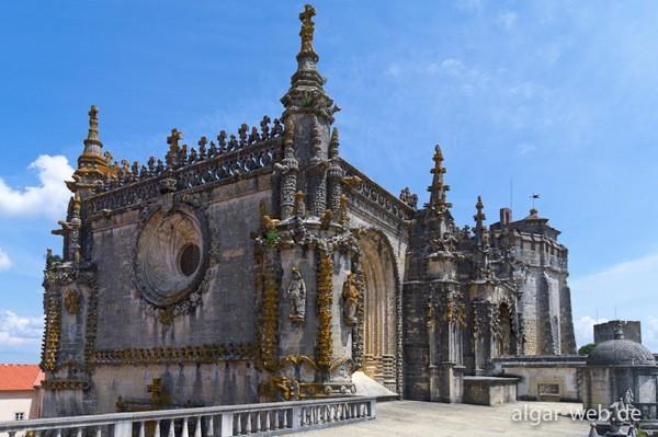Christus kloster tomar portugal 2627