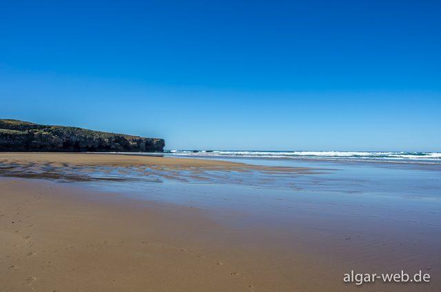 Praia da Amoreira, Westküste Algarve, Portugal