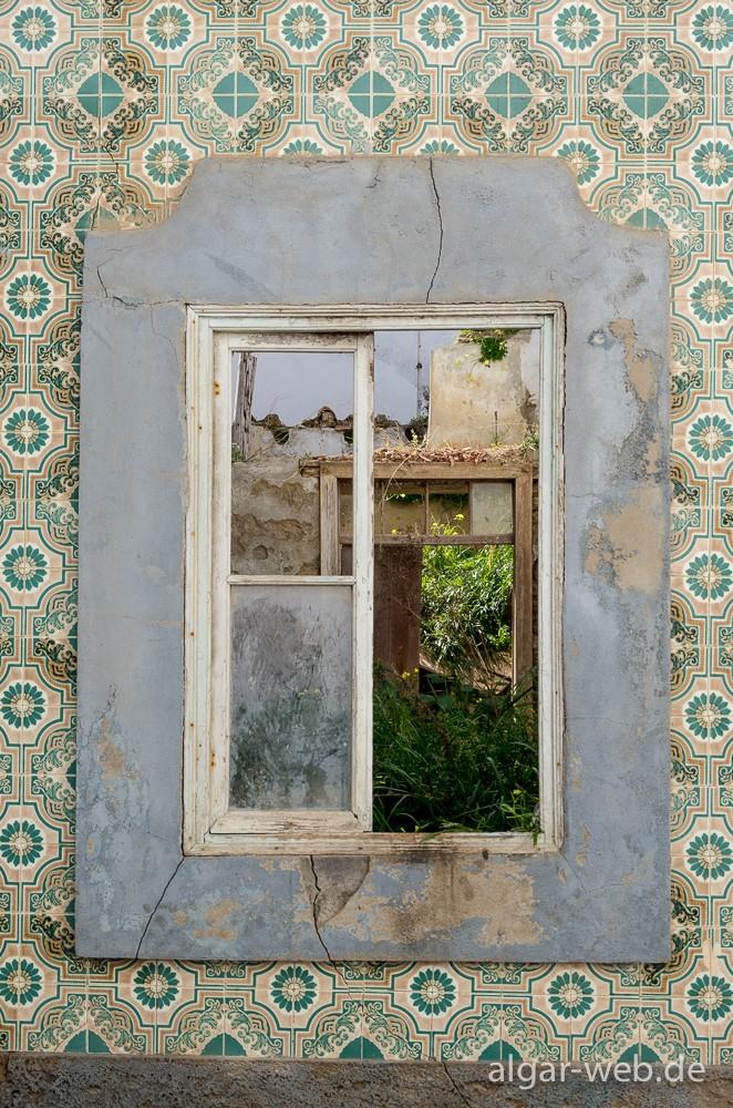 Durchblick in Tavira