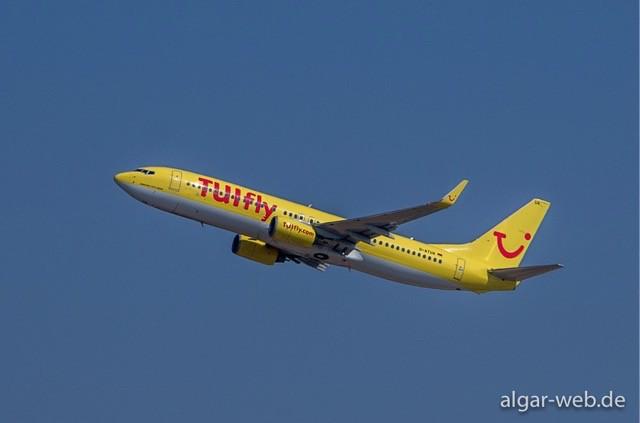 Flugverkehr, Ilha de Faro