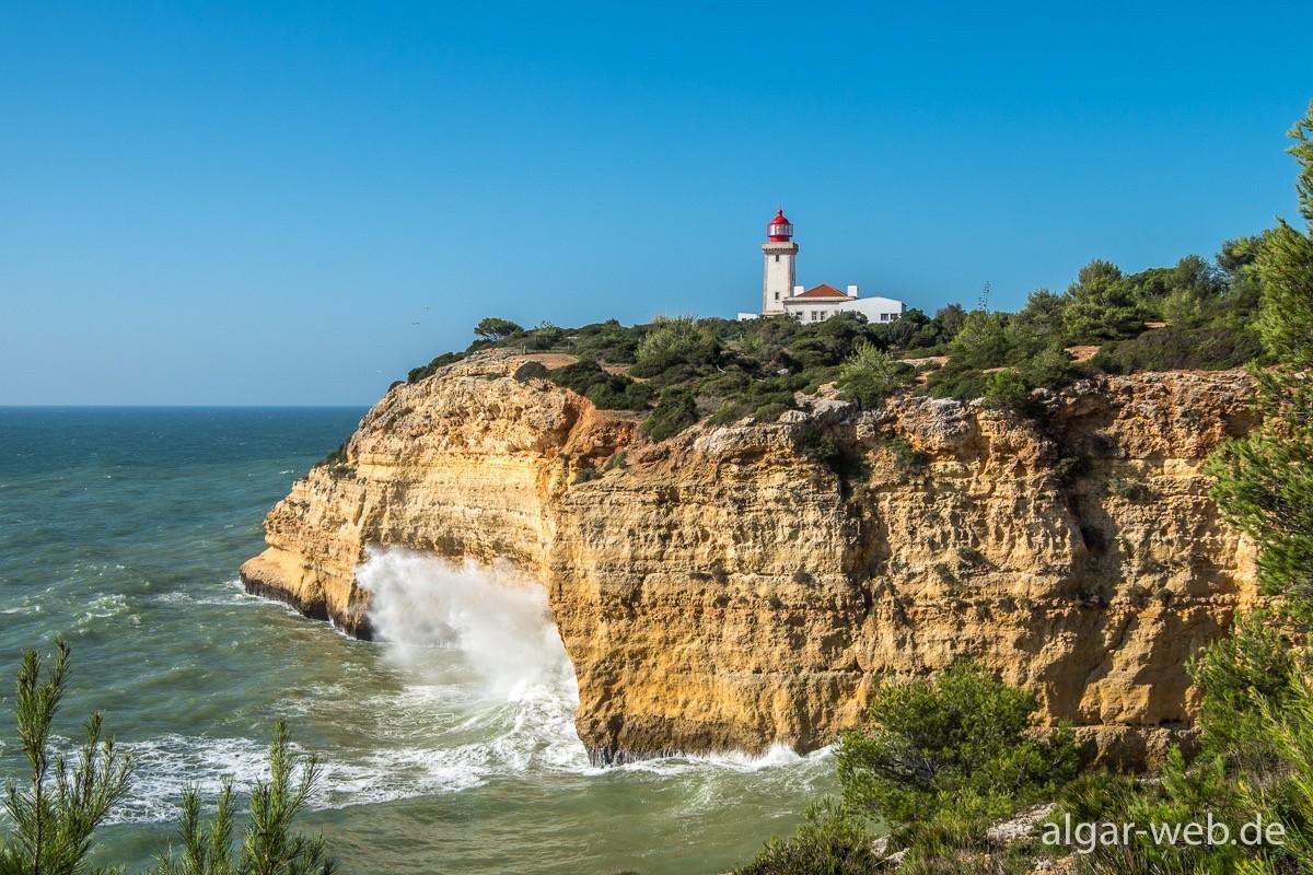 Küste zwischen Carvoeiro und Benagil