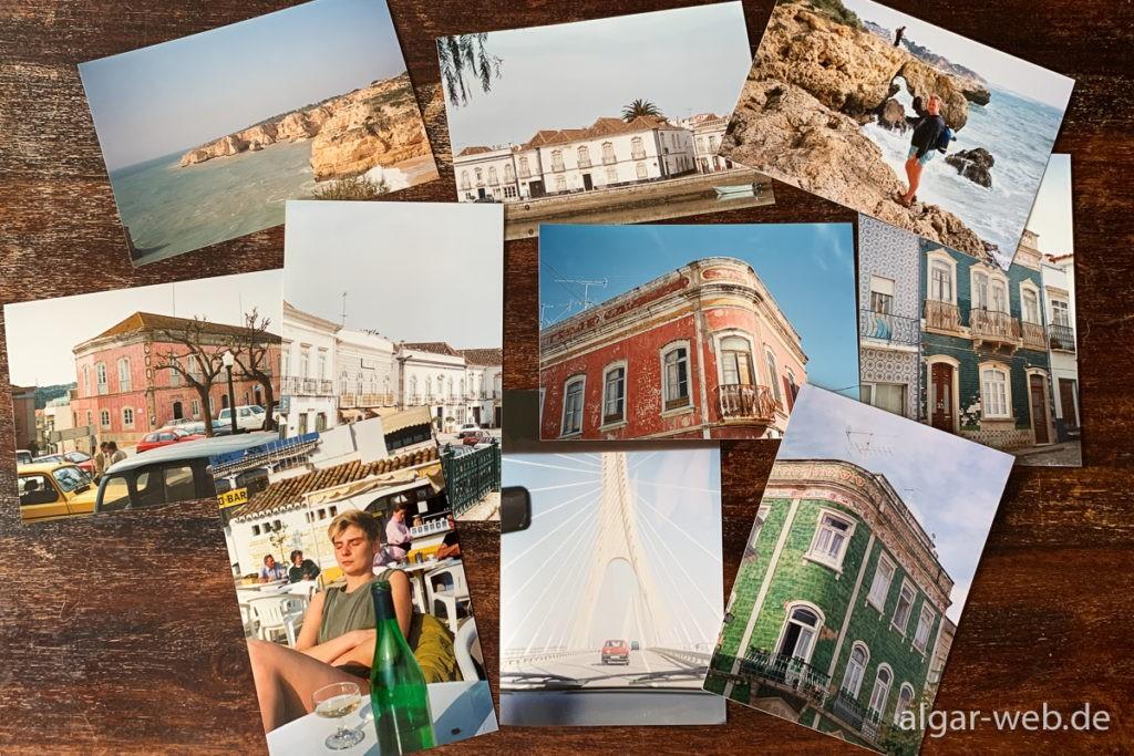 Algarve-Bilder aus unseren frühen Jahren...