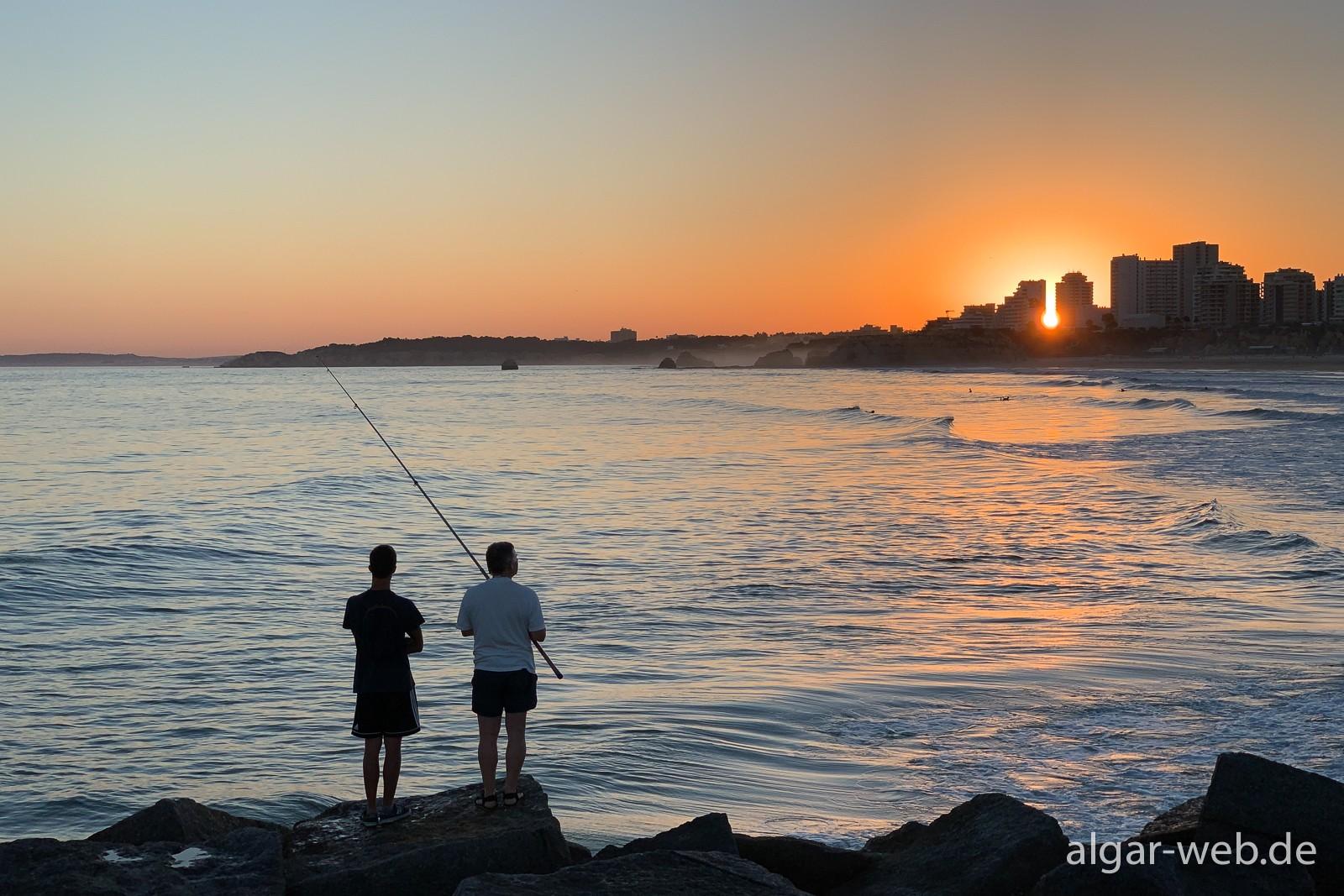 Praia da Rocha - Sunset