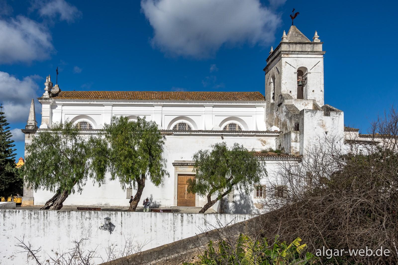 Tavira - Ingreja Santa Maria