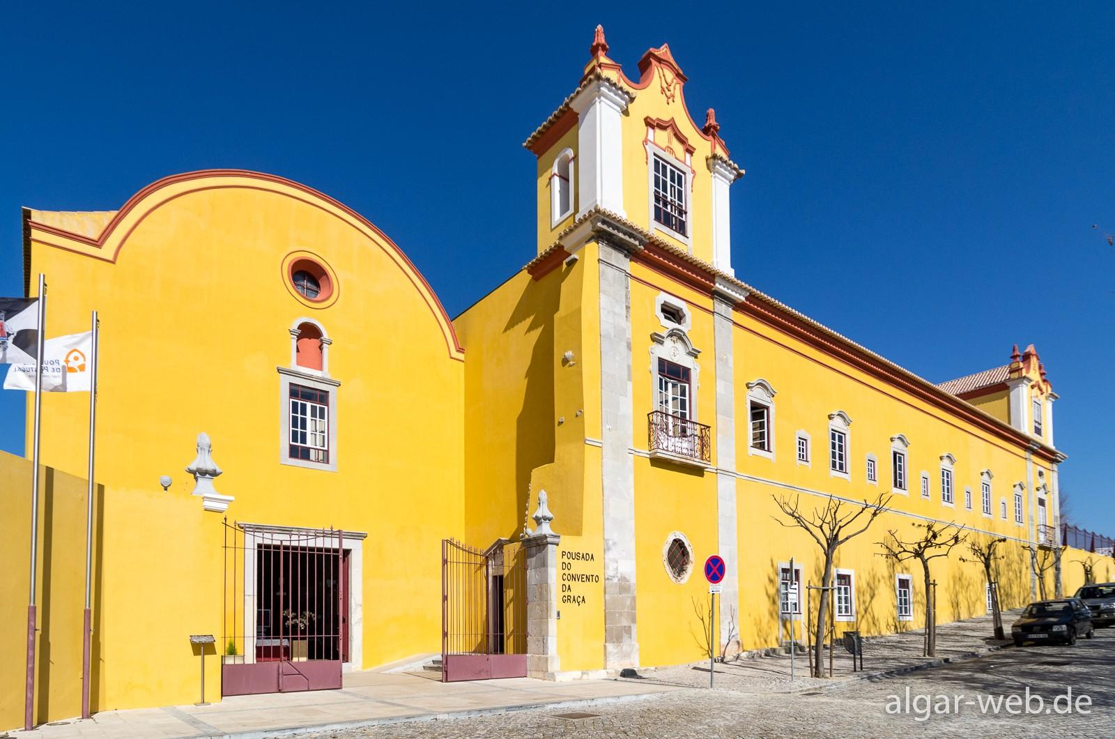 Tavira - Pousada Convento de Graca
